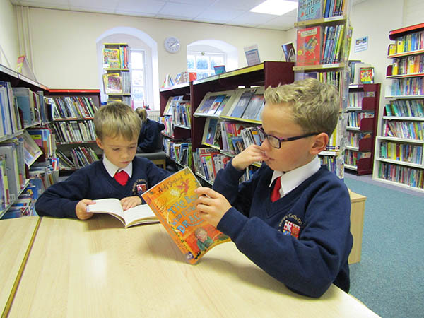 St Philip's Reading Club